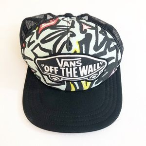 Vans • Off the wall Snapback hat